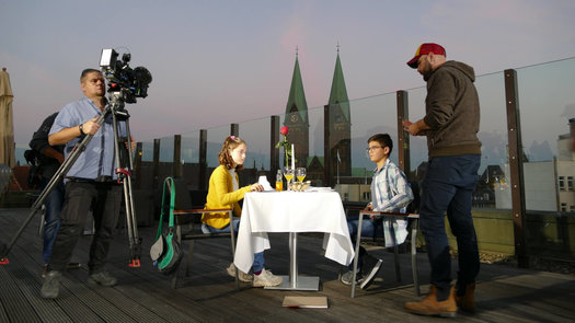 Pressebild ATLANTIC Hotels Web Serie